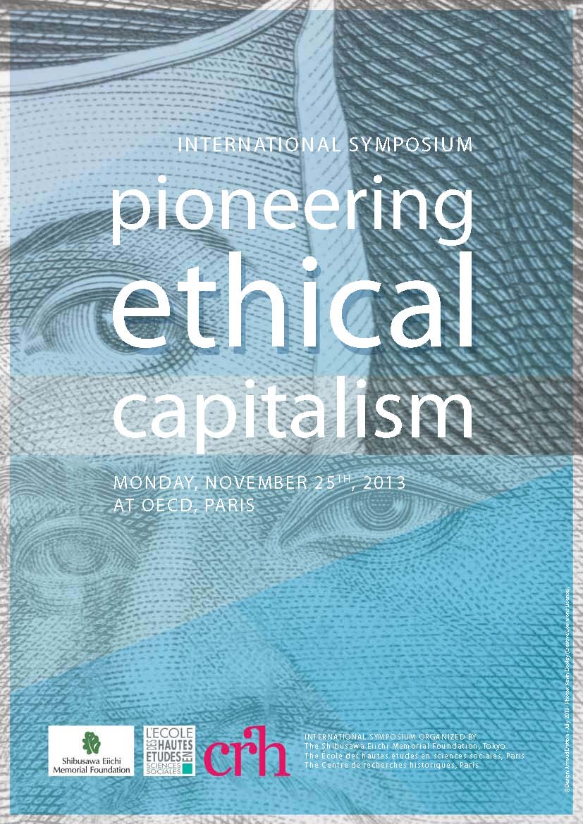 International Symposium Pioneering Ethical Capitalism