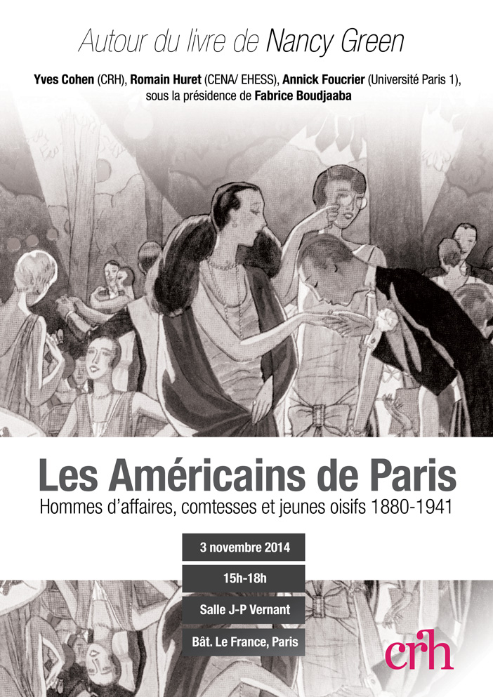 Nancy L. Green - Des Américains à Paris