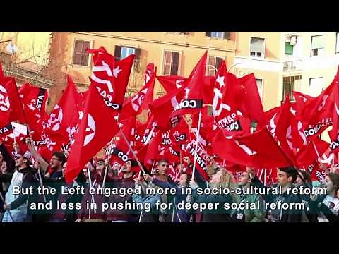 The Collapse of the Left in Europe, André Burguière