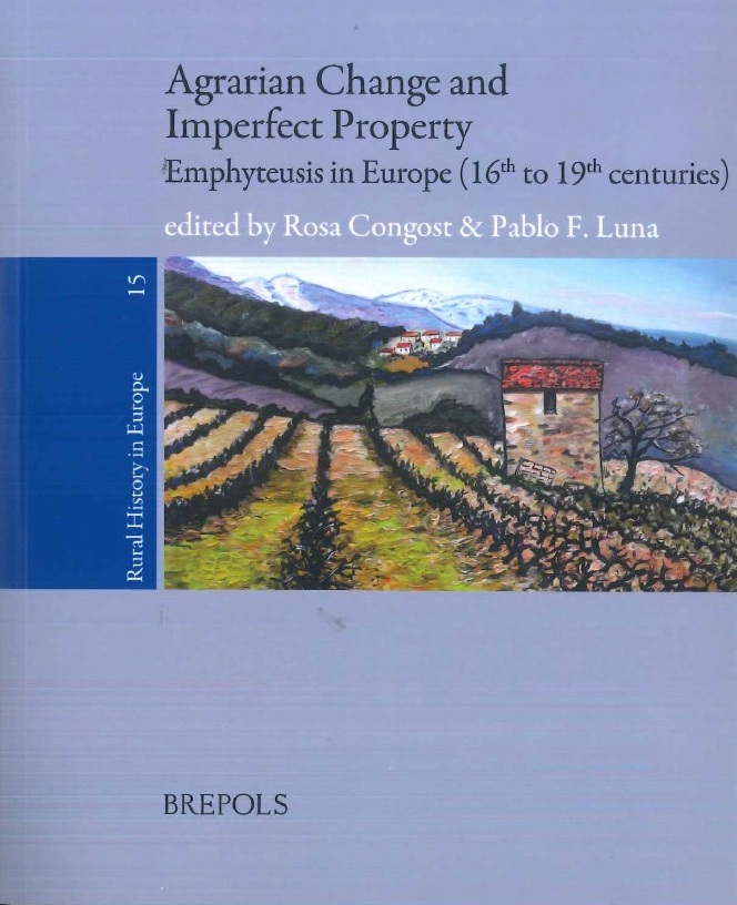 Agrarian Change and Imperfect Property